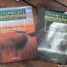 Libros: SALVAT PARQUES NATURALES 2 TOMOS.. Lote 152526588