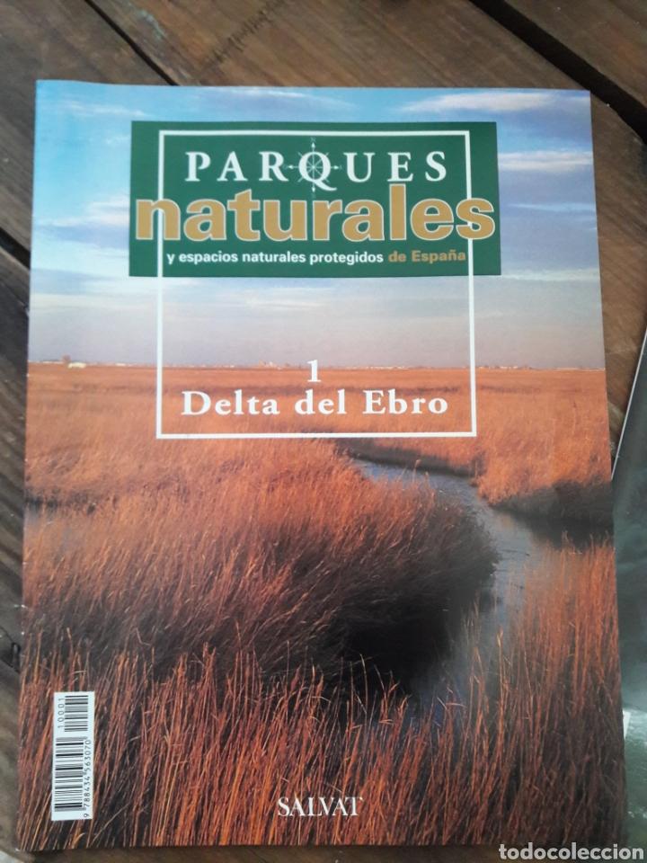 Libros: Salvat PARQUES NATURALES 2 TOMOS. - Foto 2 - 152526588