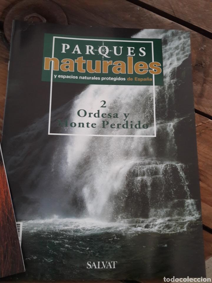Libros: Salvat PARQUES NATURALES 2 TOMOS. - Foto 3 - 152526588