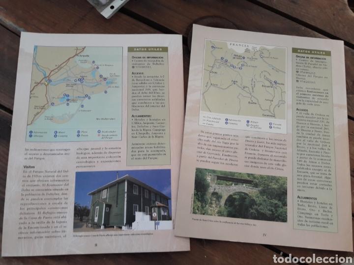 Libros: Salvat PARQUES NATURALES 2 TOMOS. - Foto 4 - 152526588