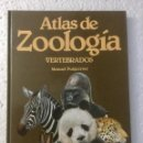 Libros: ATLAS DE ZOOLOGÍA. VERTEBRADOS. M. PUIGCERVER. NUEVO. Lote 153697530