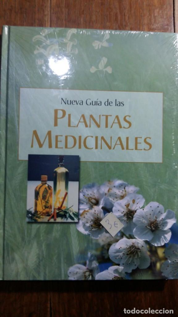 NUEVA GUIA DE LAS PLANTAS MEDICINALES. CLUB INTERNACIONAL DEL LIBRO. (Libros Nuevos - Ciencias, Manuales y Oficios - Biología)