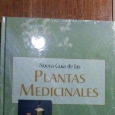 Libros: NUEVA GUIA DE LAS PLANTAS MEDICINALES. CLUB INTERNACIONAL DEL LIBRO.. Lote 155686598