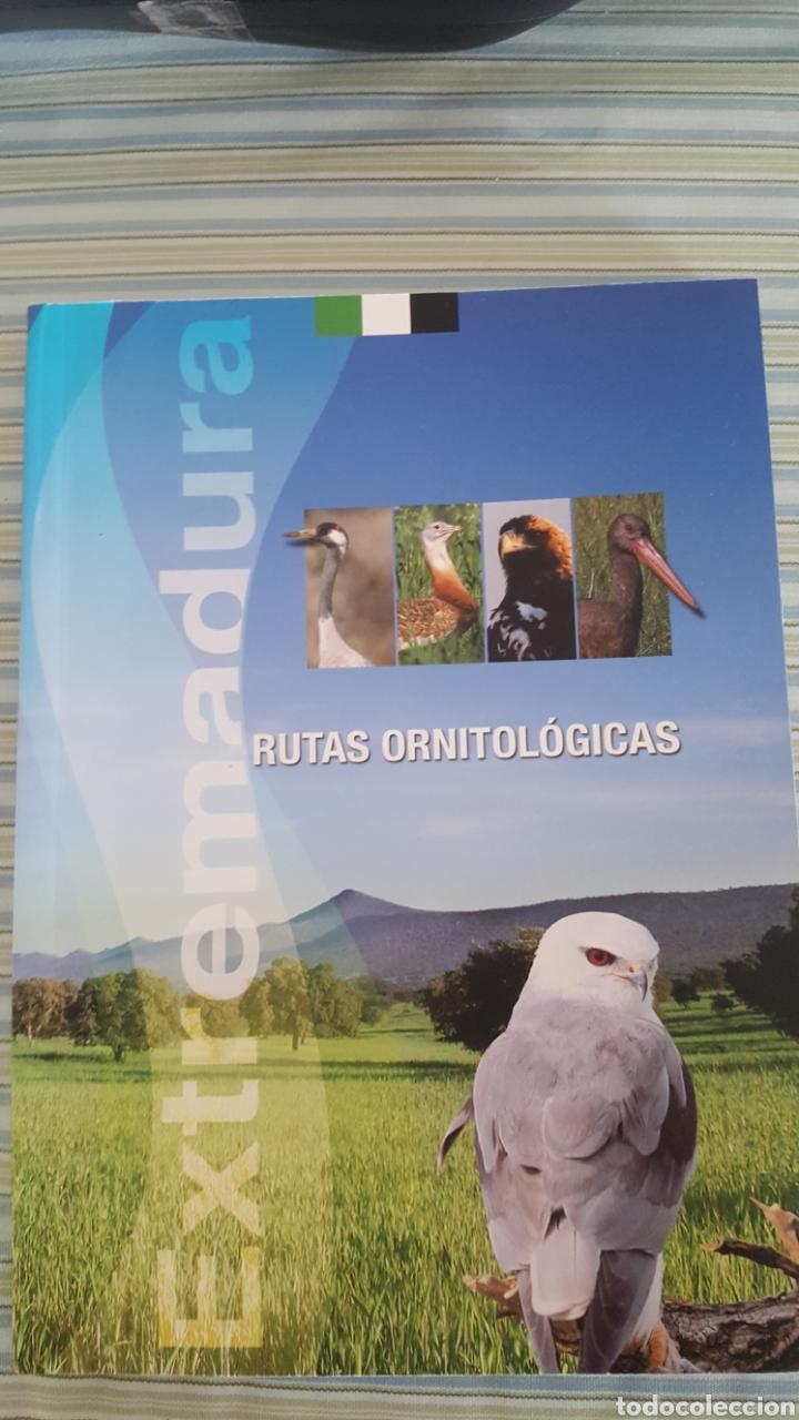 RUTAS ORNITOLÓGICAS POR EXTREMADURA. FAUNA. ORNITOLOGÍA. AVES (Libros Nuevos - Ciencias, Manuales y Oficios - Biología)