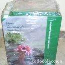 Libros: ¡OFERTA! FLORA VASCULAR DE ANDALUCIA, PRECINTADA, SIN ESTRENAR (4 TOMOS+DVD). BOTANICA. Lote 160645894
