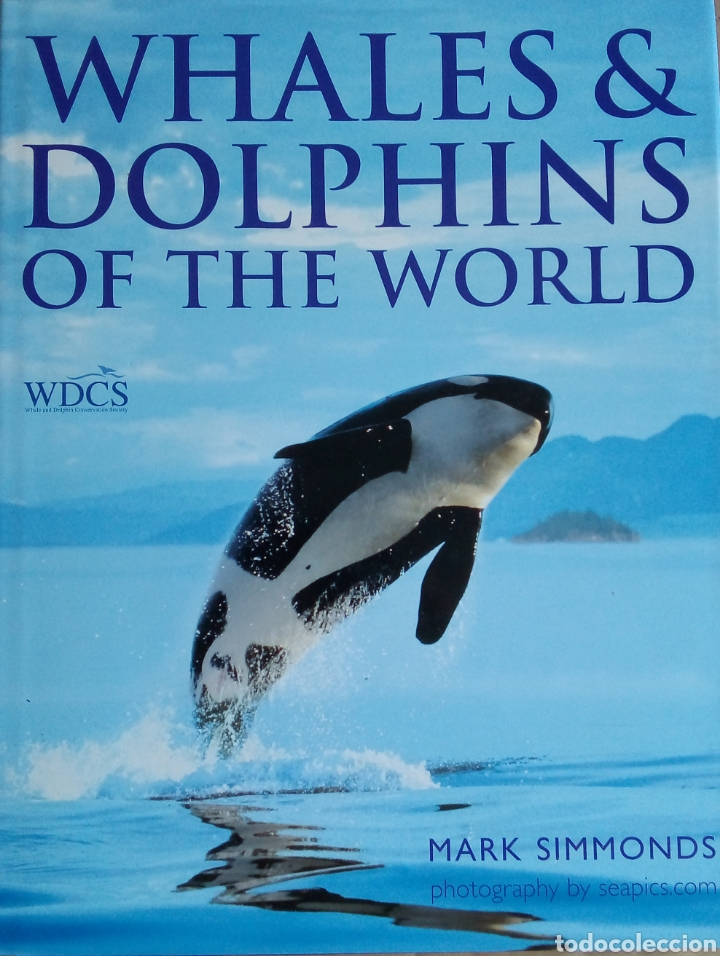 Libros: Mark Simmonds: Whales & Dolphins of the world - Foto 1 - 160667892