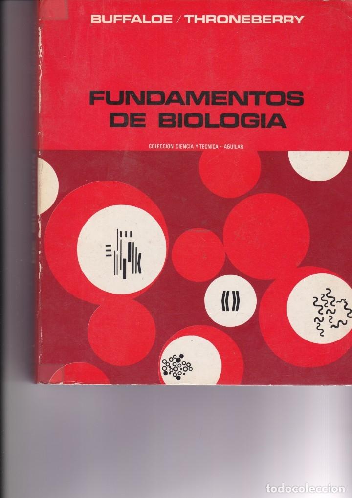 FUNDAMENTOS DE BIOLOGÍA (Libros Nuevos - Ciencias, Manuales y Oficios - Biología)