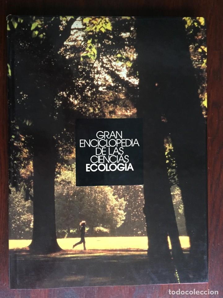 CIENCIAS ECOLOGÍA. COLECCIÓN GRAN ENCICLOPEDIA DE LAS CIENCIAS ESTUDIO SOBRE LAS CIENCIAS ECOLOGICAS (Libros Nuevos - Ciencias, Manuales y Oficios - Biología)