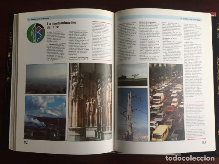 Libros: Ciencias Ecología. Colección gran enciclopedia de las ciencias Estudio sobre las ciencias ecologicas - Foto 20 - 180492091