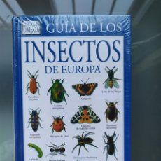Libros: GUÍA DE LOS INSECTOS DE EUROPA. Lote 182786648