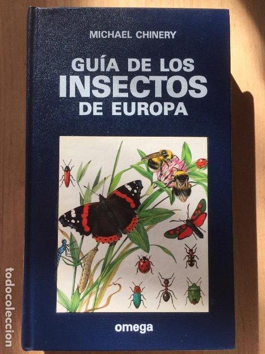 GUÍA DE LOS INSECTOS DE EUROPA (Libros Nuevos - Ciencias, Manuales y Oficios - Biología)