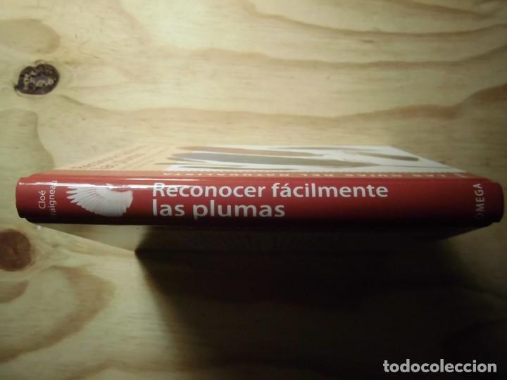 Libros: RECONOCER FÁCILMENTE LAS PLUMAS CLOÉ FRAIGNEAU LAS GUÍAS DEL NATURALISTA ORNITOLOGÍA - Foto 3 - 190044823