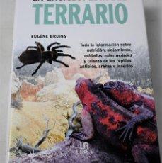 Libros: LA ENCICLOPEDIA DEL TERRARIO. BRUINS, EUGÈNE. Lote 192431272