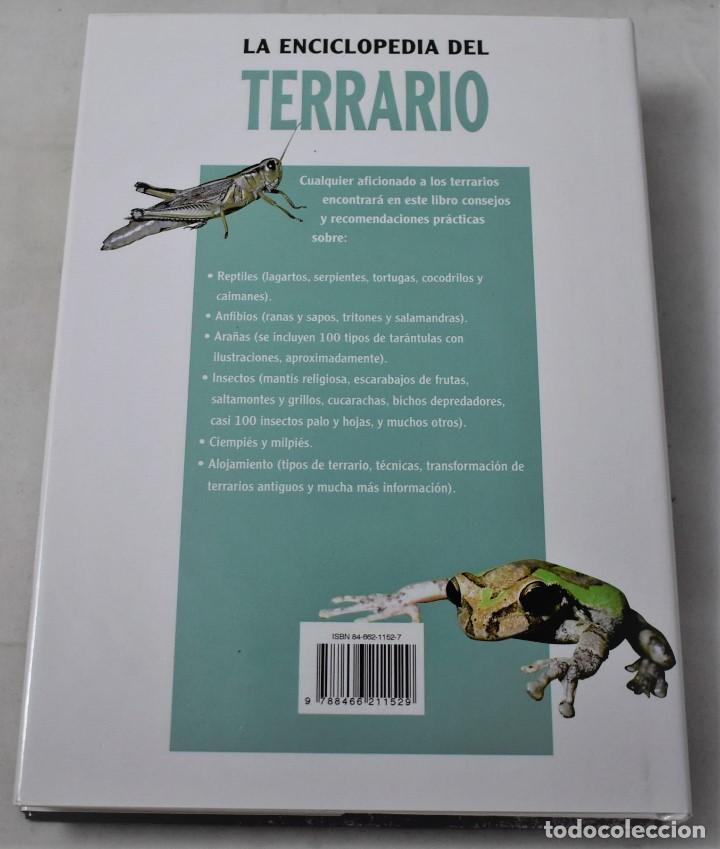 Libros: La enciclopedia del Terrario. Bruins, Eugène - Foto 2 - 192431272