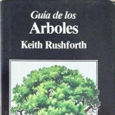 Libros: GUIA DE LOS ÁRBOLES. FOLIO. REF: F 41. Lote 195089328