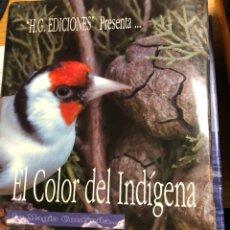 Libros: EL COLOR DEL INDÍGENA. Lote 195409078