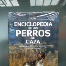 Libros: ENCICLOPEDIA DE LOS PERROS DE CAZA. Lote 195741410