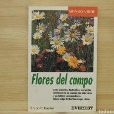 Libros: FLORES DE CAMPO, BRUNO P. KREMER. Lote 198066550