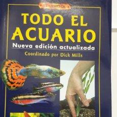 Libros: TODO EL ACUARIO. Lote 199767761