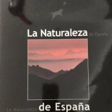 Libros: LA NATURALEZA EN ESPAÑA. Lote 208140131