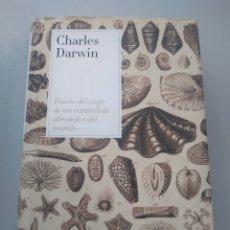Libros: DIARIO DE UN NATURALISTA DARWIN, CHARLES ESPASA. Lote 211596032