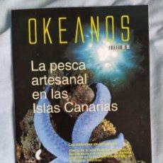 Libros: REVISTA Nº 8 OKEANOS. Lote 214336755