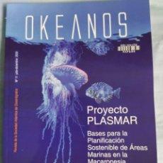Livres: REVISTA Nº 11 OKEANOS. Lote 214337792