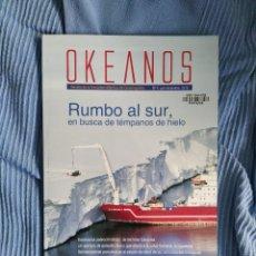 Livres: REVISTA Nº 9 OKEANOS. Lote 214919238