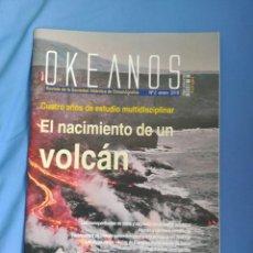 Libros: REVISTA Nº 2 OKEANOS. Lote 215157956