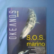 Libros: REVISTA Nº 4 OKEANOS. Lote 215159238