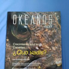 Libros: REVISTA Nº 7 OKEANOS. Lote 215159582