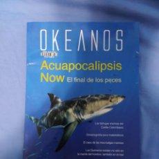Libros: REVISTA Nº 6 OKEANOS. Lote 218534446