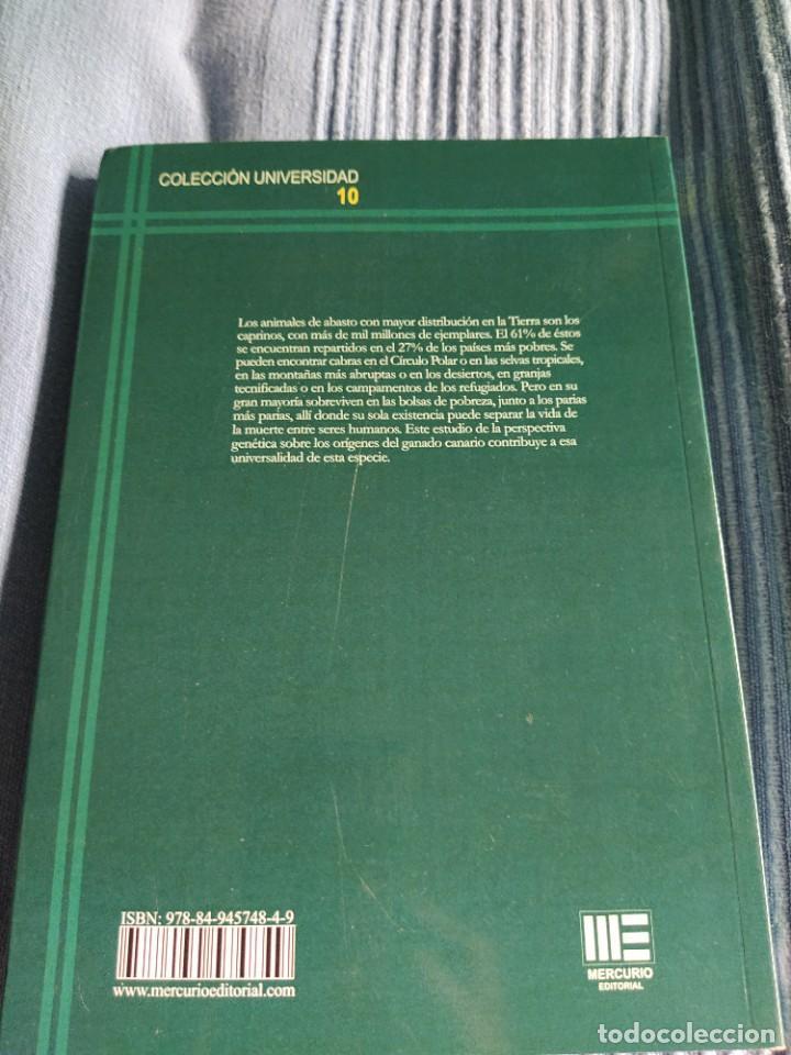 Libros: libro los origenes del ganado canario - Foto 2 - 218722870