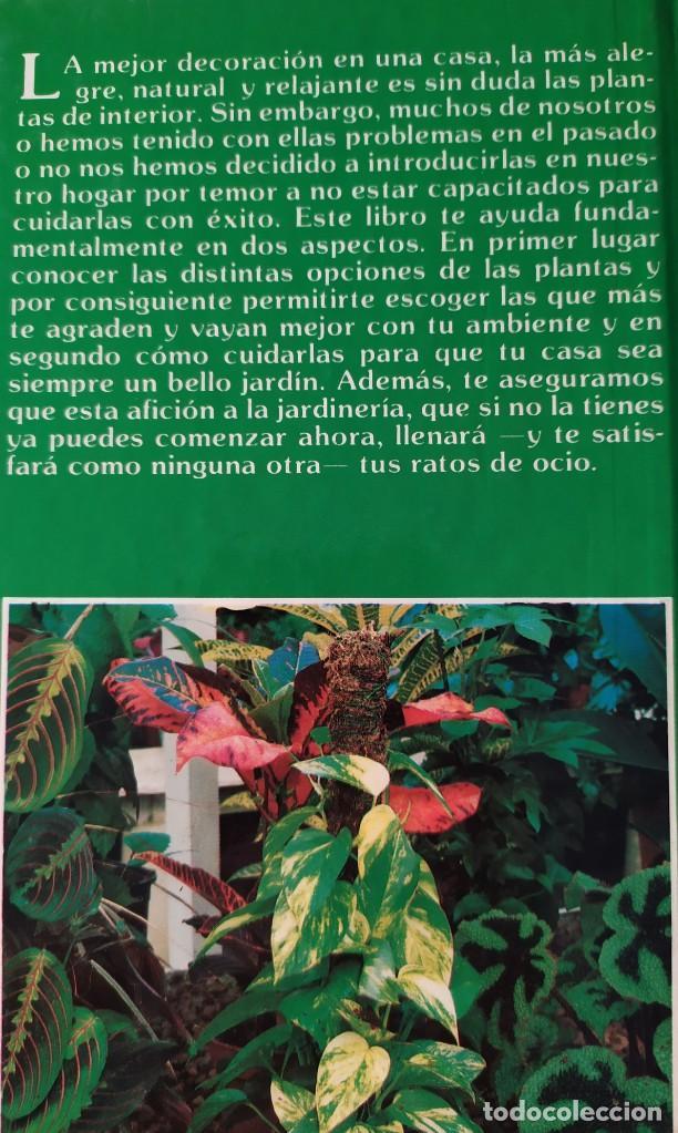 Libros: TU JARDIN EN CASA BELLEZA PARA EL HOGAR VIVIR MEJOR - Foto 2 - 223913443