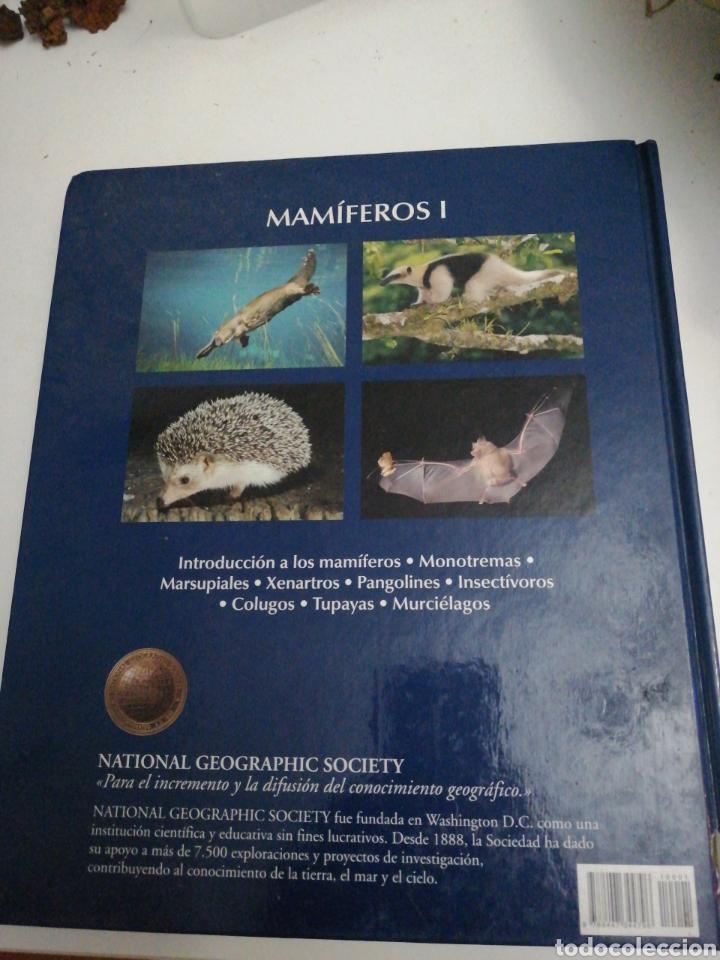 Libros: National geographic. Mamíferos 1. - Foto 2 - 224524843