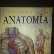 Libros: ATLAS ILUSTRADO DE ANATOMÍA. Lote 224558558