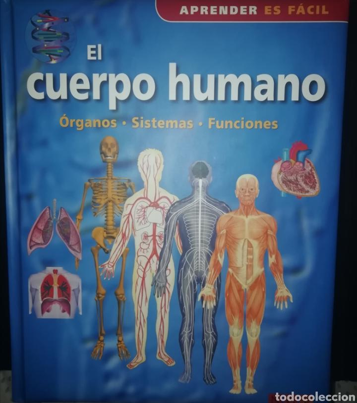 EL CUERPO HUMANO (Libros Nuevos - Ciencias, Manuales y Oficios - Biología)