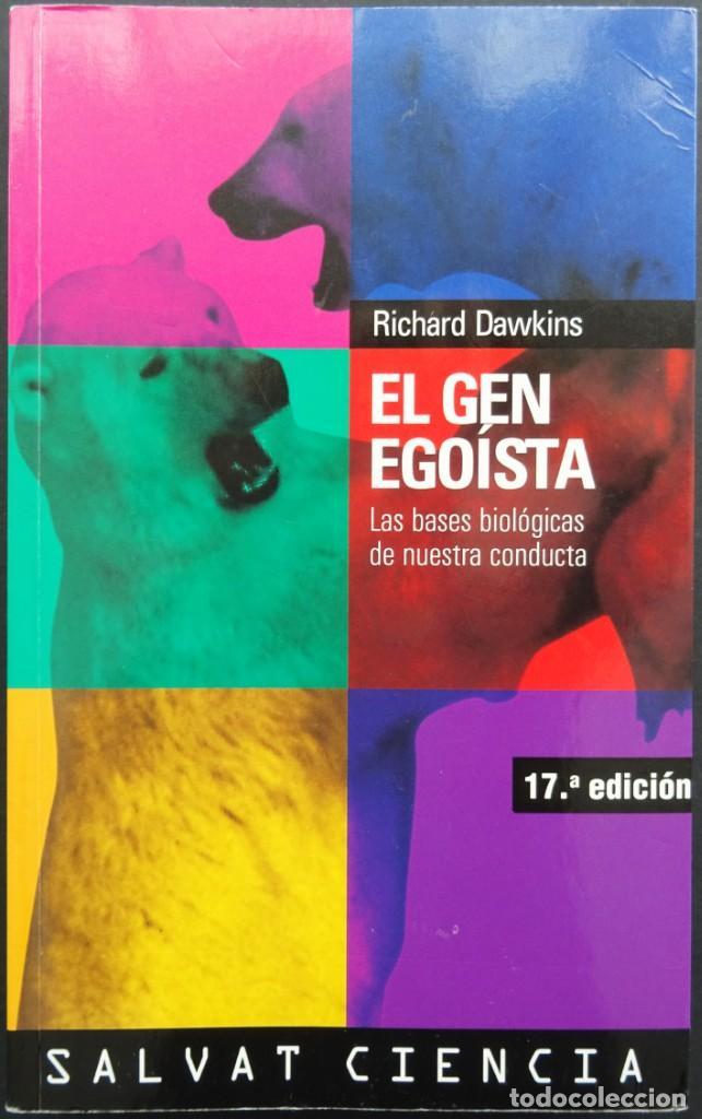 EL GEN EGOÍSTA _ RICHARD DAWKINS _ SALVAT CIENCIA (Libros Nuevos - Ciencias, Manuales y Oficios - Biología)