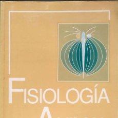 Libros: FISIOLOGÍA ANIMAL.RICHARD W.HILL/GORDON A.WYSE.AKAL.1ªEDICIÓN.1992.. Lote 228137625