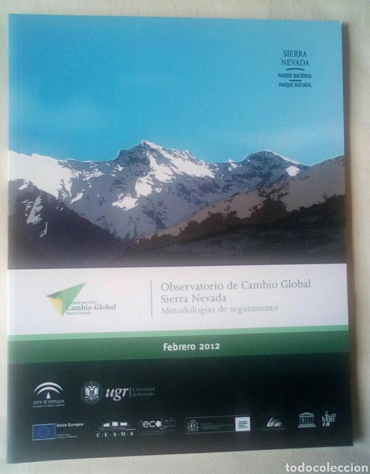 OBSERVATORIO DE CAMBIO GLOBAL SIERRA NEVADA FEBRERO 2012 (Libros Nuevos - Ciencias, Manuales y Oficios - Biología)