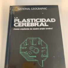 Livros: LA PLASTICIDAD CEREBRAL - VOLUMEN 12 - COLECCIÓN CEREBRO&CIENCIA NATIONAL GEOGRAPHIC - NUEVO. Lote 229317095
