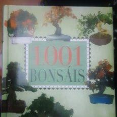 Libros: GRAN LIBRO DE LOS BONSAIS, TAPA DURA. Lote 230876495