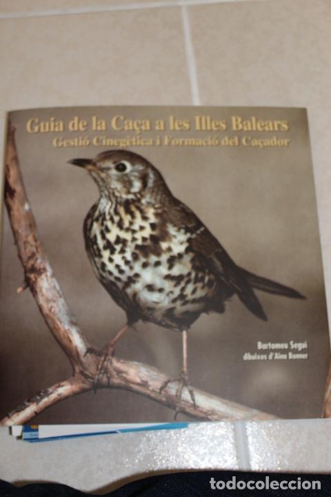 LA CAZA EN BALEARES (Libros Nuevos - Ciencias, Manuales y Oficios - Biología)