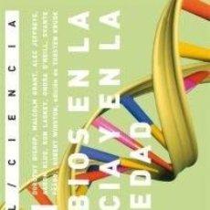Libros: ADN. CAMBIOS EN LA CIENCIA Y EN LA SOCIEDAD. VV.AA. AKAL CIENCIA. Lote 237623920