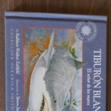 Libros: TIBURÓN BLANCO. Lote 243391955