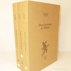 Libros: HIPÓLITO RUIZ - FLORA PERUVIANA ET CHILENSIS - DOCE CALLES 1995. Lote 245075705