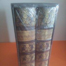 Libros: HERBARIO DE RONCESVALLES - HERBARUM - ARBORUM - FRUTICUM - EGENOLFF - FACSÍMIL - PRECINTADO. Lote 248680280