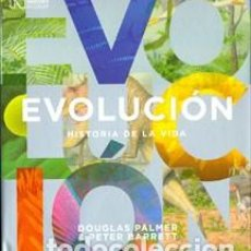 Libros: EVOLUCIÓN. HISTORIA DE LA VIDA. DOUGLAS PALMER Y PETER BARRET. GAIA EDICIONES. Lote 250291355