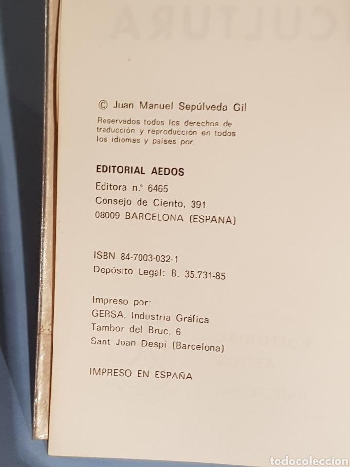 Libros: Apicultura , J.M.Sepulveda , Biblioteca Agrícola Aedos , año 1985 - Foto 3 - 251912715