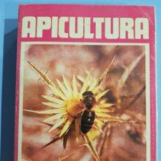 Libros: APICULTURA , J.M.SEPULVEDA , BIBLIOTECA AGRÍCOLA AEDOS , AÑO 1985. Lote 251912715